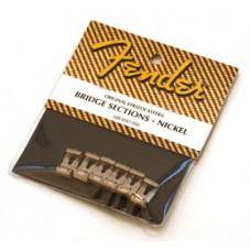 099-2051-000 Fender Original AVRI Stratocaster Stamped Logo Saddles 0992051000