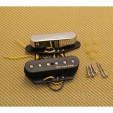 "099-2116-000 Fender Vintage Noiselessâ""¢ Telecaster Pickups, Neck & Bridge"