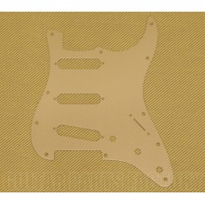 099-2139-000 Fender Gold Anodized Standard Strat Pickguard