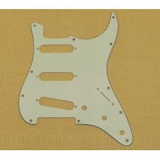 099-2144-000 Fender 3-Ply Mint Standard Strat Pickguard 0992144000