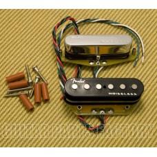 099-2261-000 Fender Gen 4 Noiseless Telecaster Tele Guitar Pickup Set 0992261000
