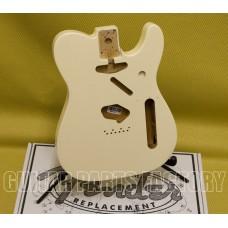 099-8006-705 Fender Olympic White Tele Body Vintage Bridge