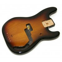 099-8010-732 Genuine Fender Sunburst Mexican Precision P Bass Body