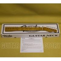 "099-9892-920 Fender Roasted Maple Vintera® Mod '60's Telecaster® Neck, 21 Medium Jumbo Frets, 9.5"" Radius, ""C"" Shape 0999892920"