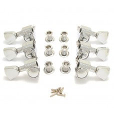 102CK Grover Chrome Rotomatic Keystone Guitar Tuners fit Gibson/Epi