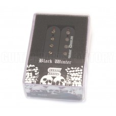 11102-90-B Seymour Duncan Black Winter 6-String Neck Humbucker