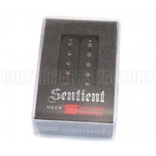 11102-97-B Seymour Duncan Black Sentient Neck Humbucker Pickup for Modern Metal