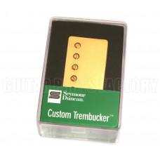 11103-17-GC  Seymour Duncan Gold Duncan Custom Guitar Trembucker Pickup TB-5-Gold