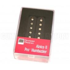 11104-05-B Seymour Duncan Alnico II Pro Guitar Bridge Humbucker Black APH-1b