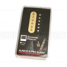 11104-06-Z Seymour Duncan Zebra Alnico II Pro Slash Humbucker Neck Pickup