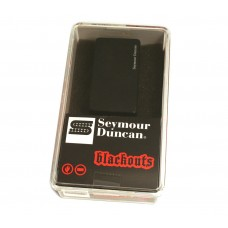 11106-31-B Seymour Duncan Blackouts Humbucker Bridge Guitar Pickup & Preamp AHB-1b