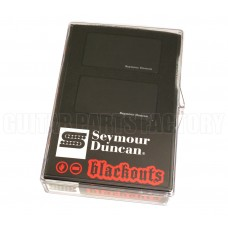 11106-32-B Seymour Duncan AHB-1s Blackouts Active Humbucker Pickups