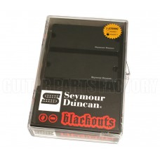 11106-38-B-7str Seymour Duncan 7-String Blackouts Phase 2 Set