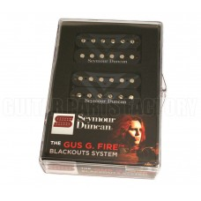 11106-65-B Seymour Duncan Gus G. Fire Blackouts Humbucker Set AHB-11s
