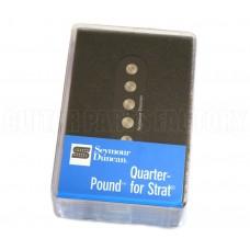 11202-03-RwRp Seymour Duncan Quarter Pound Flat Middle Strat Pickup SSL-4RwRp