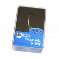 11205-13-B Seymour Duncan SVR-1n Vintage Rails Black Strat Guitar Pickup