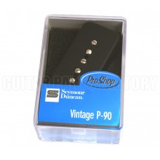 11301-06-Bc Seymour Duncan P-90 Soapbar Bridge Black SP90-1b black