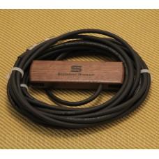11500-30-WLN Seymour Duncan Woody SC Single-Coil Soundhole Pickup Walnut