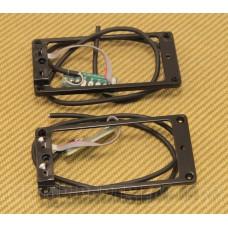 11806-02-B Seymour Duncan Triple Shot Flat Pickup Ring Set