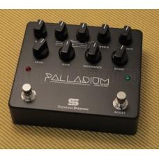 11900-009B Seymour Duncan Palladium Gain Stage Pedal Black