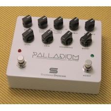 11900-009W Seymour Duncan Palladium Gain Stage Pedal White
