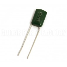 2A473J Green Poly Film Capacitor 47000pF 100V