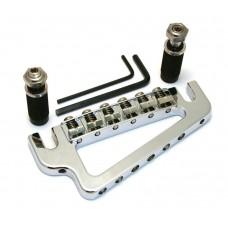 43100C Chrome Hipshot  Baby Grand 6-String Fixed Gibson Electric Guitar Bridge