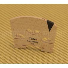 5408 Grover Maple Teller Germany Violin Bridge 4/4