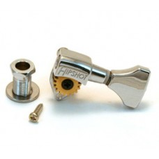 6GN0C-BS Hipshot Classic Chrome Bass Side Guitar Tuner