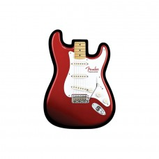 910-0570-106 Fender Red Stratocaster Guitar Mouse Pad 9100570106