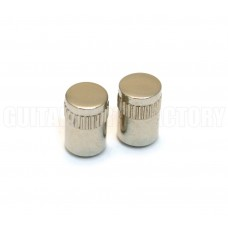 922-1042-000 (2) Gretsch Nickel Guitar/Bass Standard Thread Vintage Switch Tips 9221042000