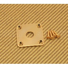 AP-0633-002 Gotoh Gold Jack Plate for Les Paul