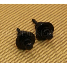 AP-0681-003 Black Schaller Straplocks for Guitar/Bass Pull to Release 445