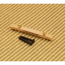 AP-0724-002 Gold Floyd Rose Bar Style Guitar & Bass String Guide
