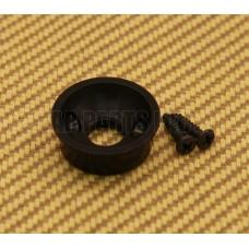 AP-5270-003 Black Electrosocket Guitar/Bass Jack