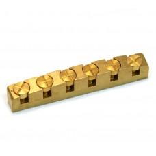 BN-0888-008 ABM Adjustable Brass Nut for Gibson Guitar