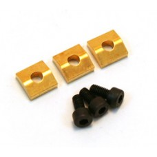BP 0116-002 Gold floyd rose nut blocks