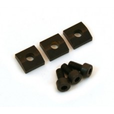 BP 0116-003 Black floyd rose nut blocks