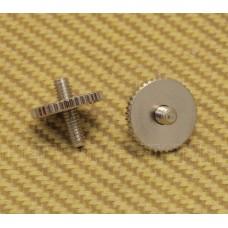 BP-2393-001 Nickel Metric ABR Style Threaded Bridge Studs For Guitar