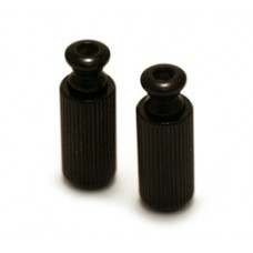BP-FIS-B Black studs and inserts for import locking tremolo