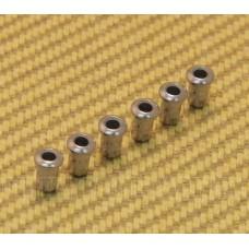 BTSF-4-C (6) Custom Chrome Body Top String Ferrules