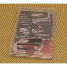 555-0121-467 Black EVH D-Tuna Drop D Tuning System Drop D Tuning System DT-100-B
