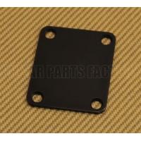 ENP4-B Black Standard 4-Bolt Neck Plate Guitar or Bass