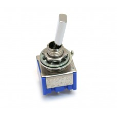 EP-0082-010 Chrome Mini Switch On-Off-On