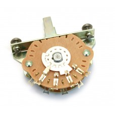 EP-0478-000 Oak Grigsby 5-Way Lever Switch