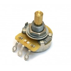 EP-0885-000 250k CTS Solid Shaft Potentiometer Audio Taper