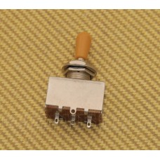 EP-4366-022 Import 3-Way Box Toggle Switch - Amber Tip