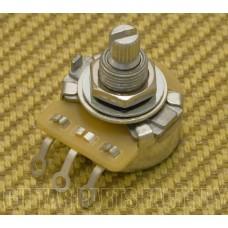 EP-4386-000 CTS 500K Vintage Style Split Audio Pot Guitar/Bass