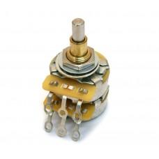 EP-4585-000 (1) CTS Dual 250k/500k Concentric Control Pot Fender '62 Jazz Bass®