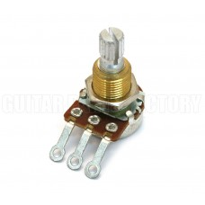 EP-5186-000 (1) Bourns 500k Audio Taper 6mm Split Mini Guitar/Bass Control Pot